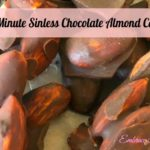 3-Minute Sinless Chocolate Almond Candy