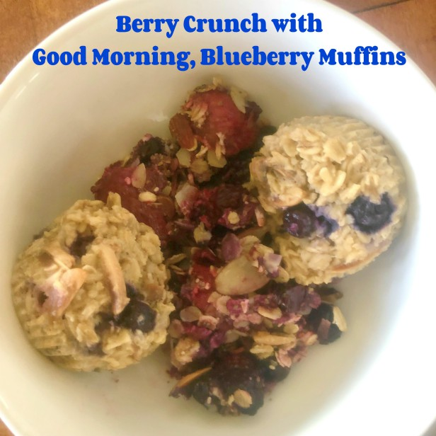 Berry Crunch and Muffins